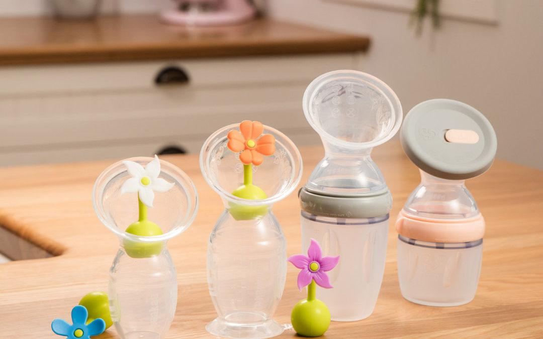 ¿Cómo almacenar leche materna extraída?